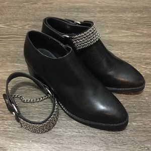 Missta Paige Harness ankle bootie